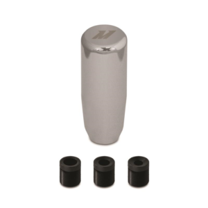 SILVER WEIGHTED SHIFT KNOB