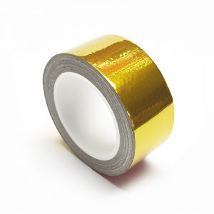 Gold Reflective Tape 2""