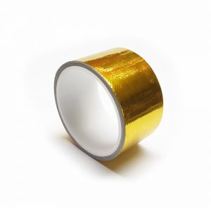 Gold Reflective Tape 1""